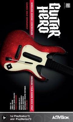 Guitar Hero Controller [Wireless]