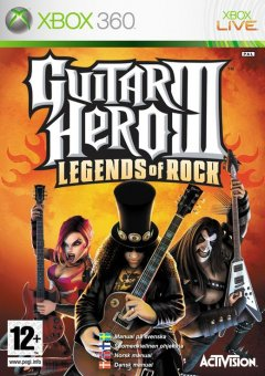 Guitar Hero III: Legends Of Rock (EU)