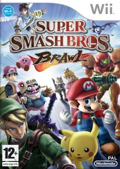Super Smash Bros. Brawl (EU)
