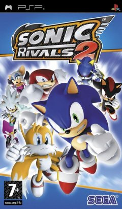 Sonic Rivals 2 (EU)