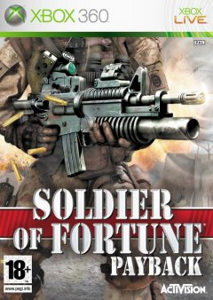 Soldier Of Fortune: Payback (EU)