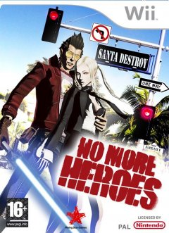 No More Heroes (EU)