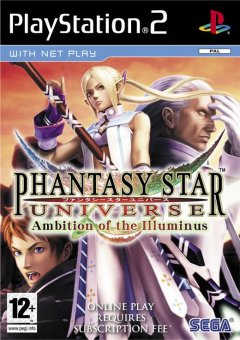 Phantasy Star Universe: Ambition Of The Illuminus (EU)