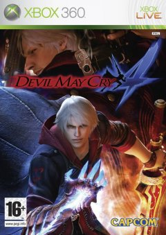 Devil May Cry 4 (EU)