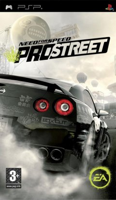 Need For Speed: ProStreet (EU)