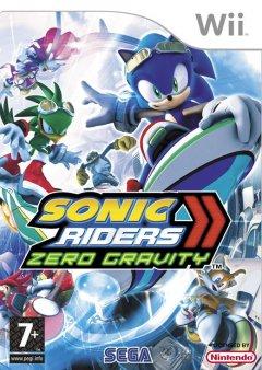 Sonic Riders: Zero Gravity (EU)