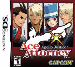 Apollo Justice: Ace Attorney (US)