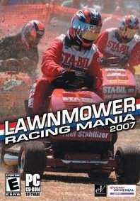 Lawnmower Racing Mania 2007 (US)