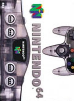 Nintendo 64 [Smoke Black] (EU)