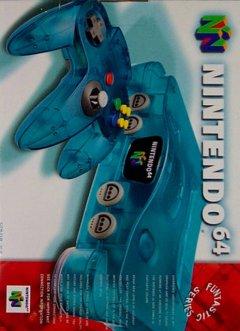 Nintendo 64 [Ice Blue] (US)