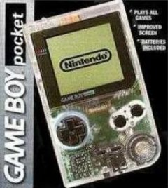Game Boy Pocket [Clear] (EU)