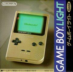 Game Boy Light [Gold]