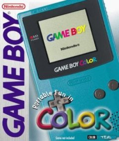 Game Boy Color [Teal Blue]