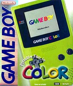 Game Boy Color [Kiwi Green]