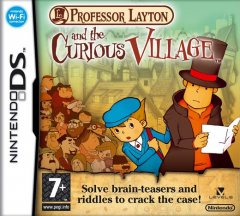 Professor Layton And The Curious Village (EU)