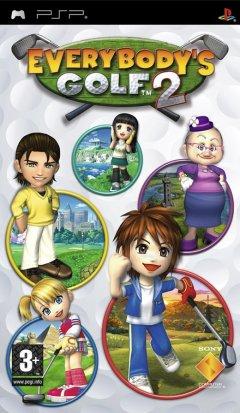 Everybody's Golf Portable 2 (EU)