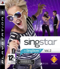 SingStar: Vol. 2 (EU)