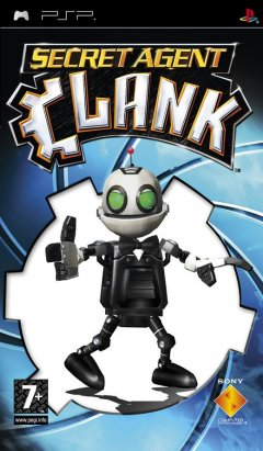 Secret Agent Clank (EU)