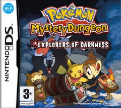 Pokémon Mystery Dungeon: Explorers Of Darkness (EU)