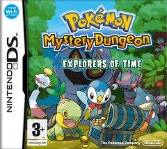 Pokémon Mystery Dungeon: Explorers Of Time (EU)