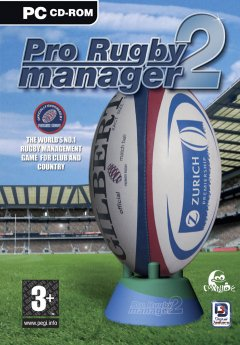 Pro Rugby Manager 2 (EU)