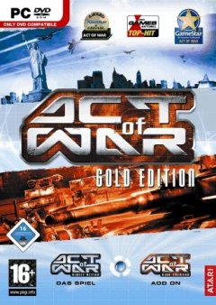Act Of War: Gold Edition (EU)