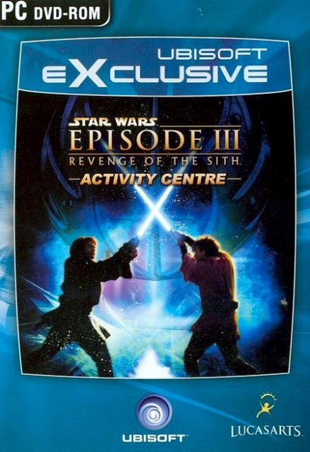 Star wars: episode iii: revenge of the sith: activity centre (eu)