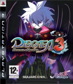 Disgaea 3: Absence Of Justice (EU)