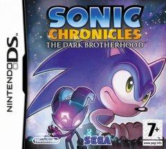 Sonic Chronicles: The Dark Brotherhood (EU)