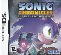 Sonic Chronicles: The Dark Brotherhood (US)