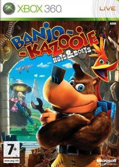 Banjo-Kazooie: Nuts & Bolts (EU)