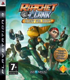 Ratchet & Clank: Quest For Booty (EU)