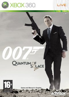 007: Quantum Of Solace (EU)