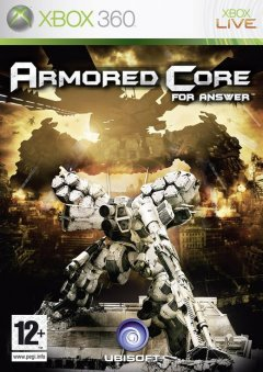 Armored Core: For Answer (EU)