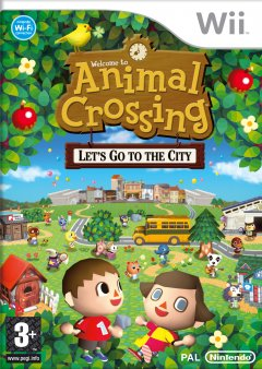 Animal Crossing: Let's Go To The City (EU)