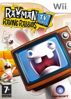 Rayman: Raving Rabbids: TV Party (EU)