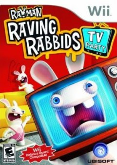 Rayman: Raving Rabbids: TV Party (US)