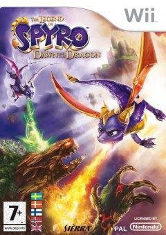 Legend Of Spyro, The: Dawn Of The Dragon (EU)