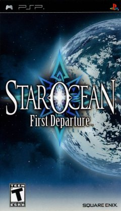 Star Ocean: First Departure (US)