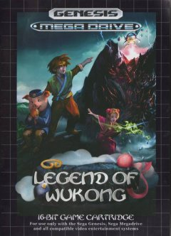 Legend Of Wukong (US)