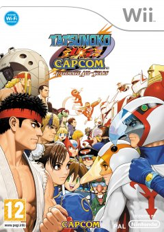 Tatsunoko Vs. Capcom: Ultimate All-Stars (EU)
