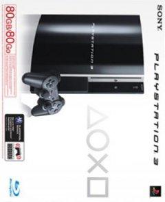 PlayStation 3 [80 GB]