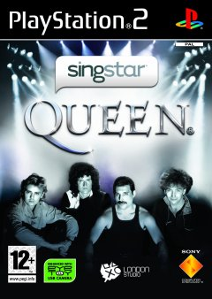 SingStar: Queen (EU)