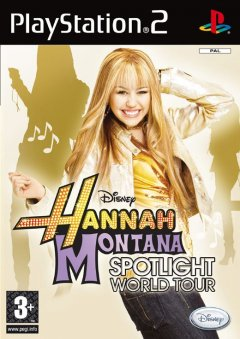 Hannah Montana: Spotlight World Tour (EU)