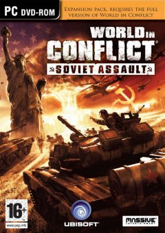 World In Conflict: Soviet Assault (EU)