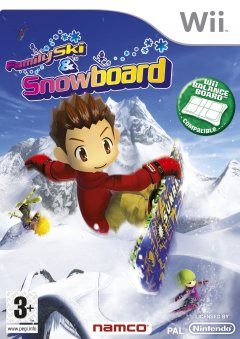 Family Ski & Snowboard (EU)