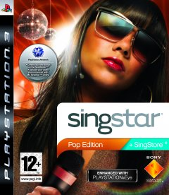 SingStar: Pop Edition (EU)