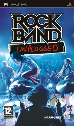 Rock Band Unplugged (EU)