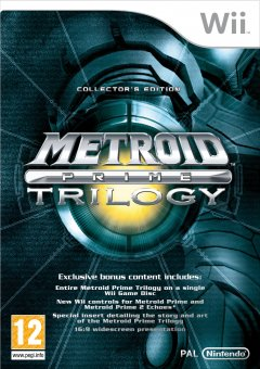 Metroid Prime Trilogy (EU)