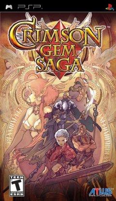 Crimson Gem Saga (US)